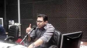 O Pr. Célio Santana. Foto: Reprodução