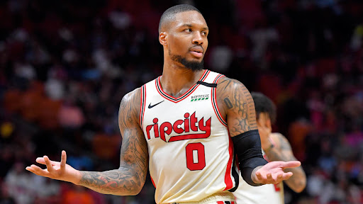 Avatar of Video: Damian Lillard Proves Today's NBA Stars Are the Best Players the League Has Ever Seen
