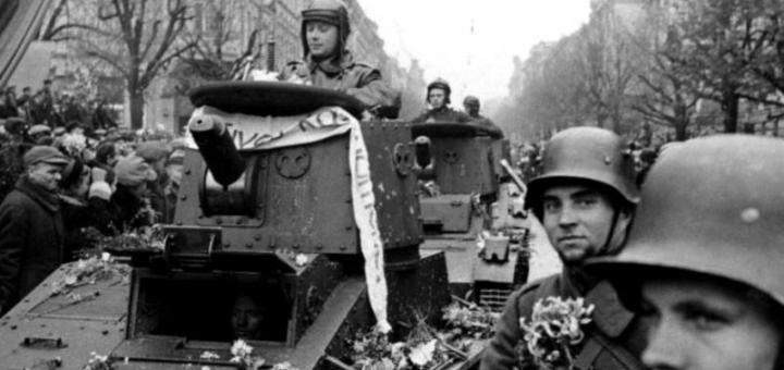 WW2 Литва Польша