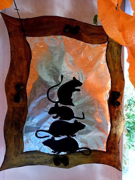 miroir aux souris