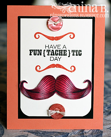Fun Tache tic day