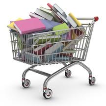 Bildresultat för shopping books
