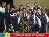 Regionais de Itapetininga: Jundiaí é 1º no tênis de mesa individual em ambos os sexos