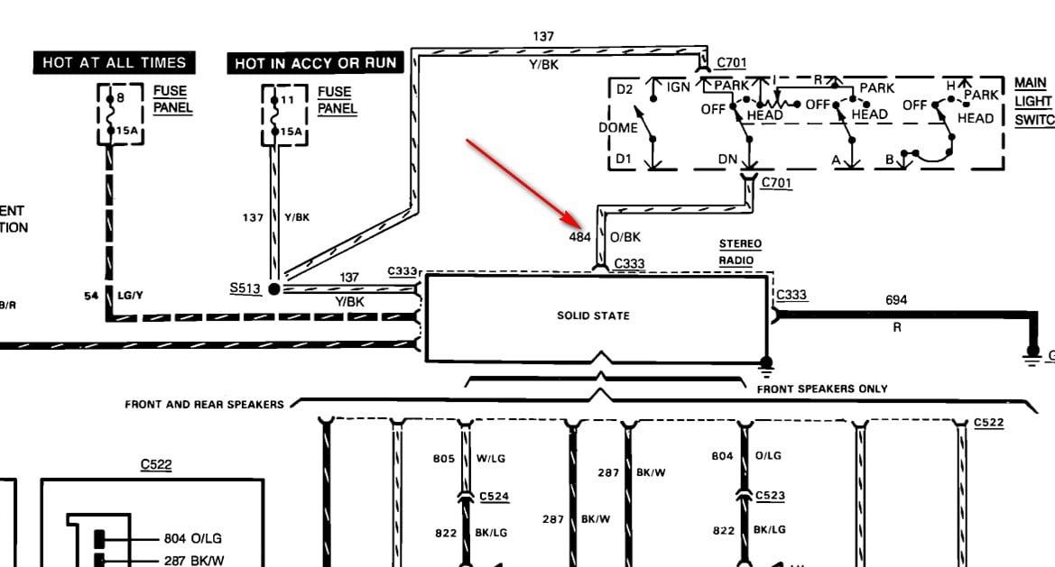 1989 Ford Mustang Radio Wiring Diagram 12 Lead Motor Wiring Schematic Dumble Citroen Wirings3 Jeanjaures37 Fr