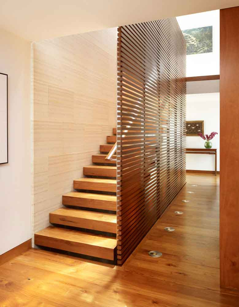 ... House Wooden Sta