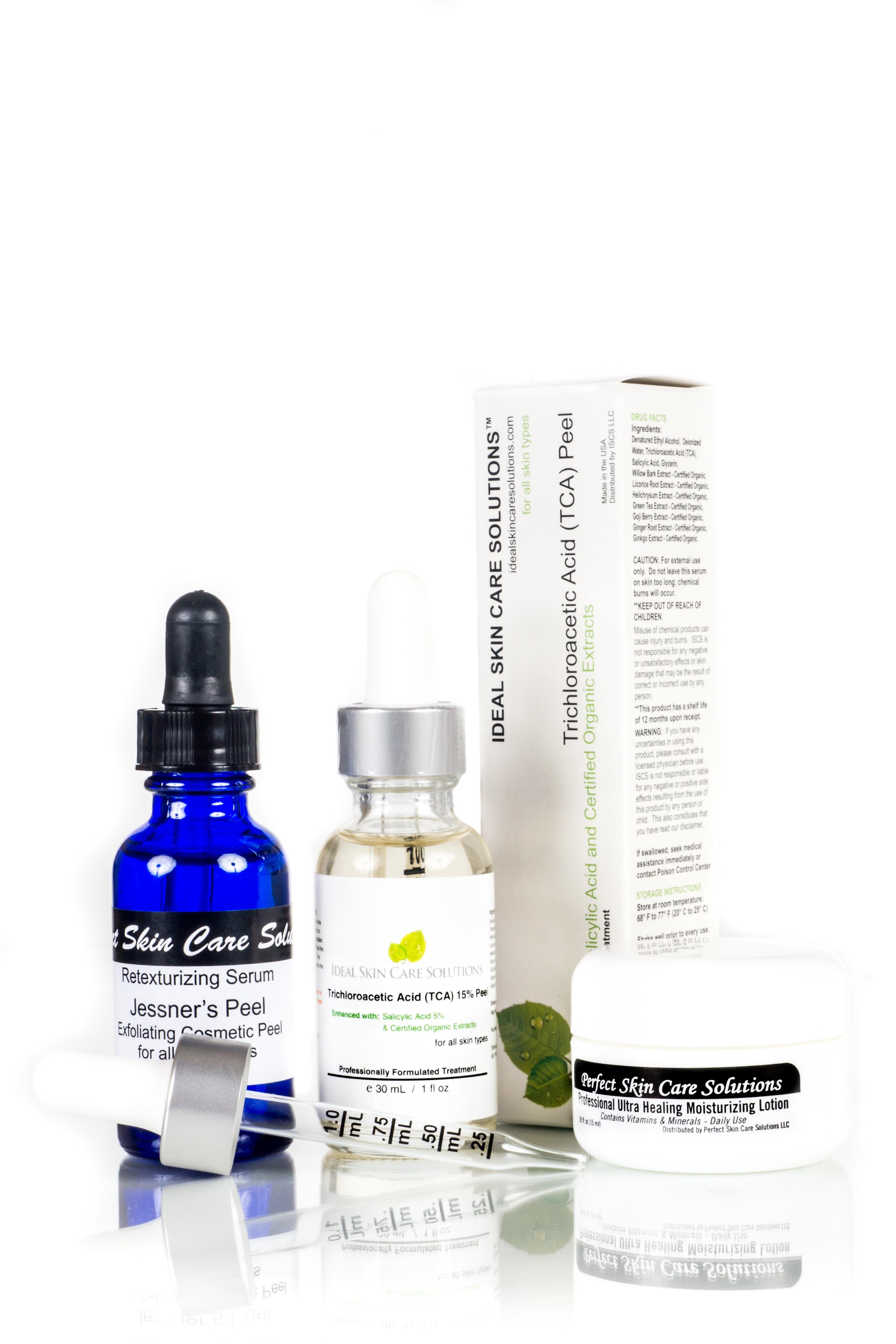 Tca 15 Peel Enhanced With 5 Salicylic Acid With Usda Certified