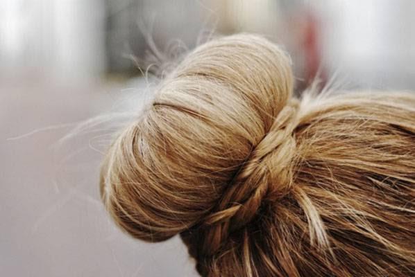 Tanti modi per raccogliere i capelli lunghi in estate PourFemme - come raccogliere i capelli lunghi