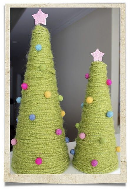 cute for christmas... diy decorations