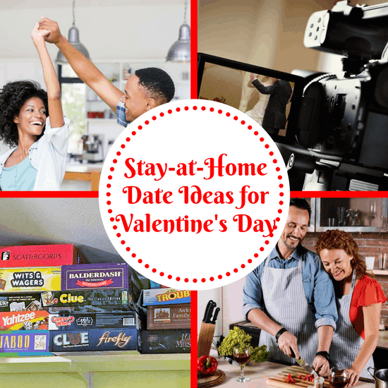 Stay At Home Date Ideas For Valentines Day The Organized Mom