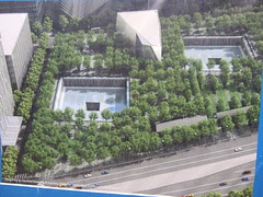Memorial for WTC