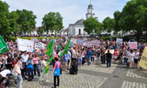 Aufruf zur Rettung der Hochschulen im Saarland - Online Petition