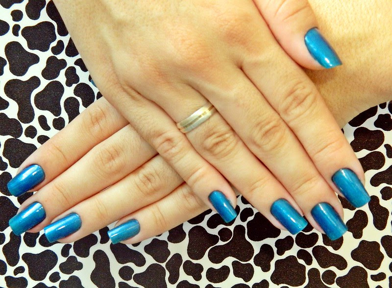 juliana leite blog unhas decoradas nail art azulcrination risque 002