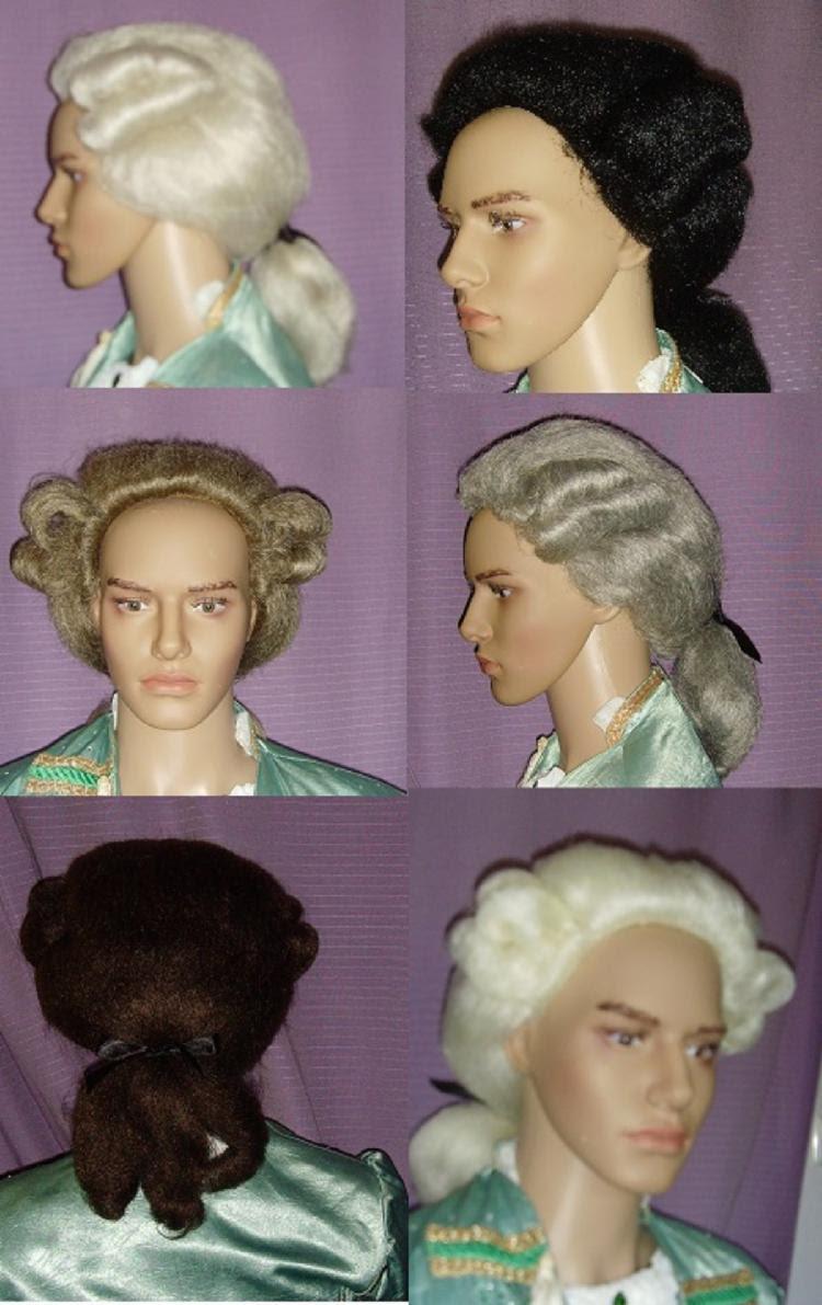 Perücken Historische Frisuren Maskenbildner Info Und Angebote