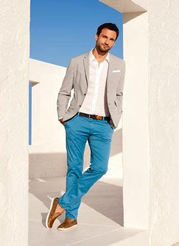 blue pants men ideas  pinterest  mens