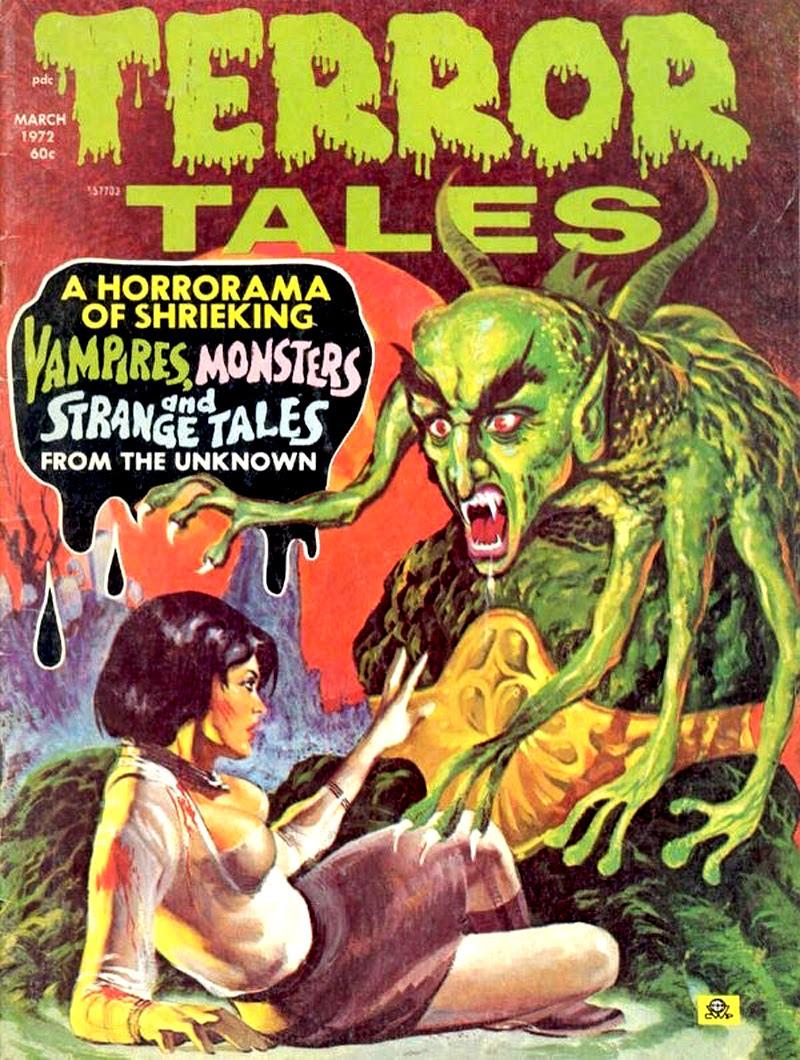 Terror Tales Vol. 04 #2 (Eerie Publications, 1972)