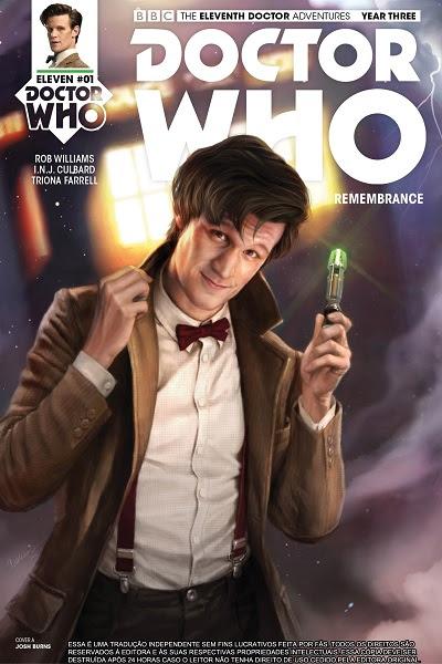 Resultado de imagem para Doctor Who: Décimo Primeiro Doutor Ano 3