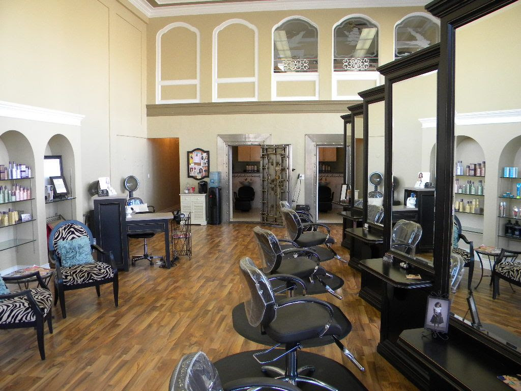 Knotty Hair Salon,Suisun,California