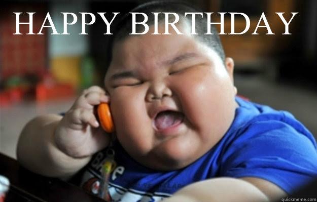 Happy Birthday Fat Asian Boy Happy Birthday Quickmeme