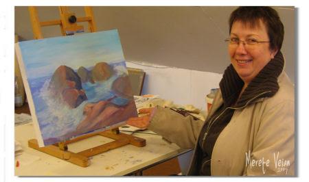 the painter :: liv :: maleren
