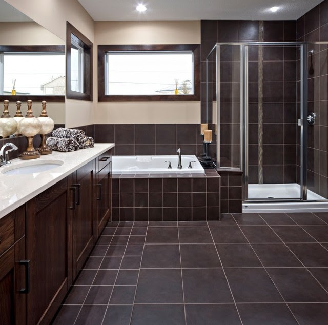 Book Of Brown  Bathroom  Wall Tiles  In Germany By Isabella