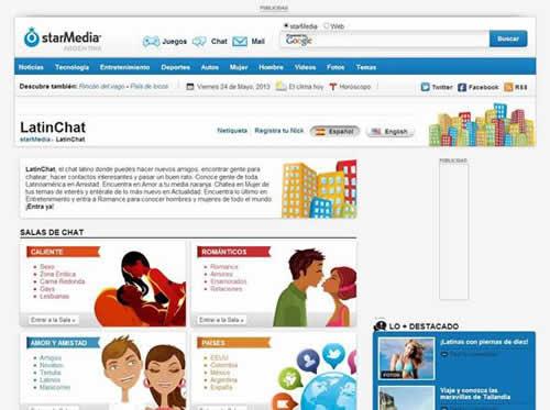 9b1e422330733 Chatear y ligar con contactos de todos los paises y ciudades. Esta pagina  es una comunidad de chats ...