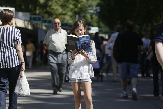 Hemeroteca: comentarios a algunas noticias de Junio 2014 - Homenaje a García Márquez durante la Feria del Libro de Madrid