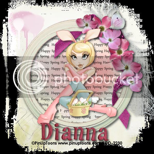 Spring Bunny - Dianna