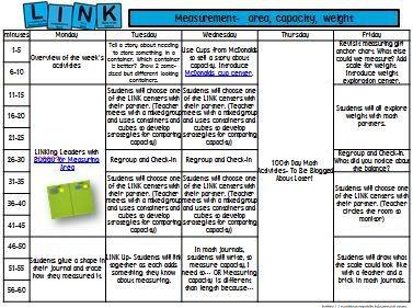 LINK Plans
