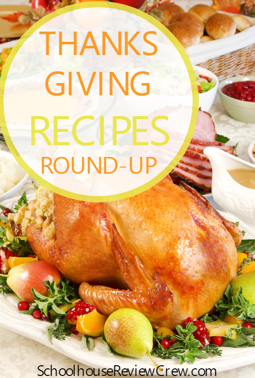 Thanksgiving Recipes Round-Up