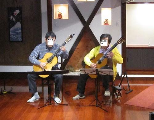 ハギさん&ナベさんの二重奏 2012年11月24日 by Poran111