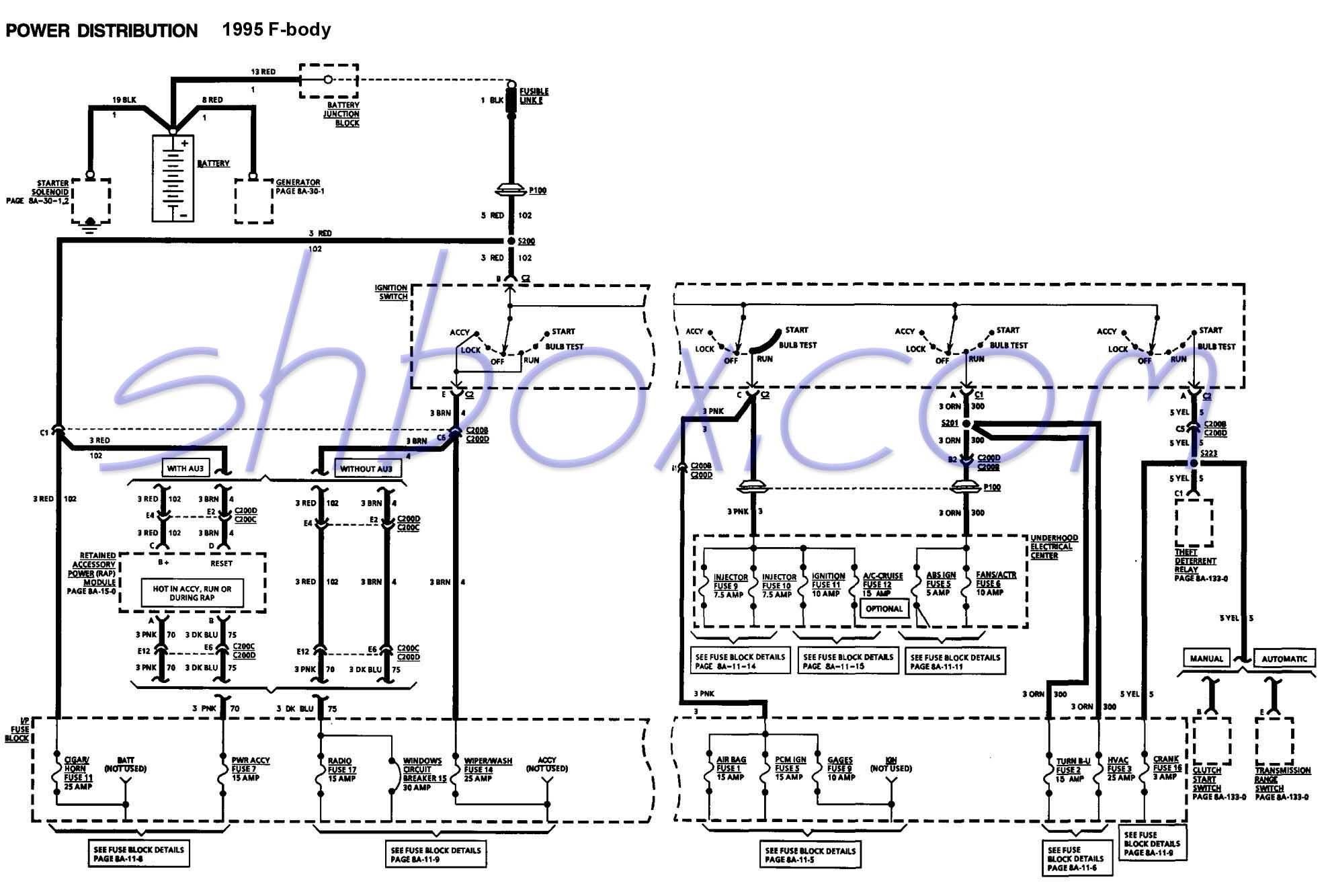 2c6c6 93 Camaro Fuse Box Digital Resources