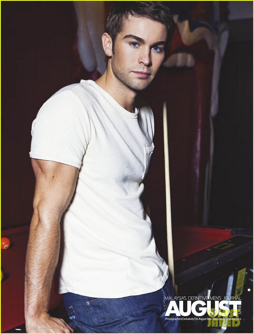 Chace Crawford, Chace Crawford