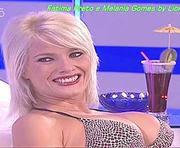 Fatima Preto e Melania Gomes sensuais em biquini