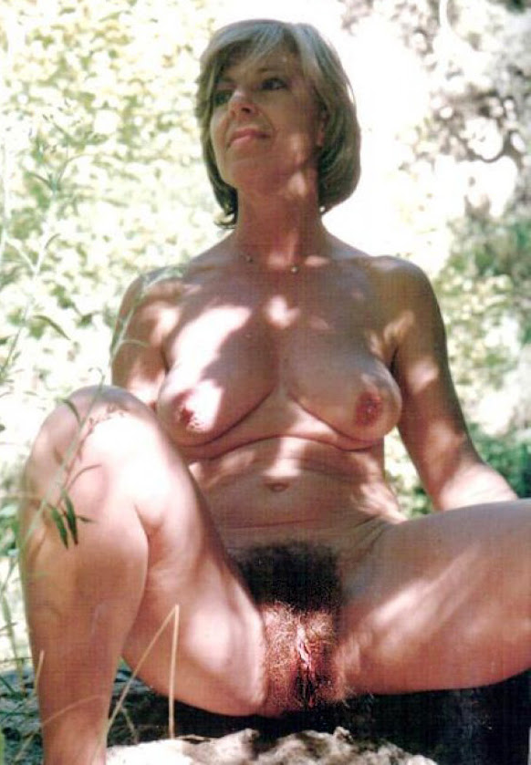 Mature pic xxx Old Pussy