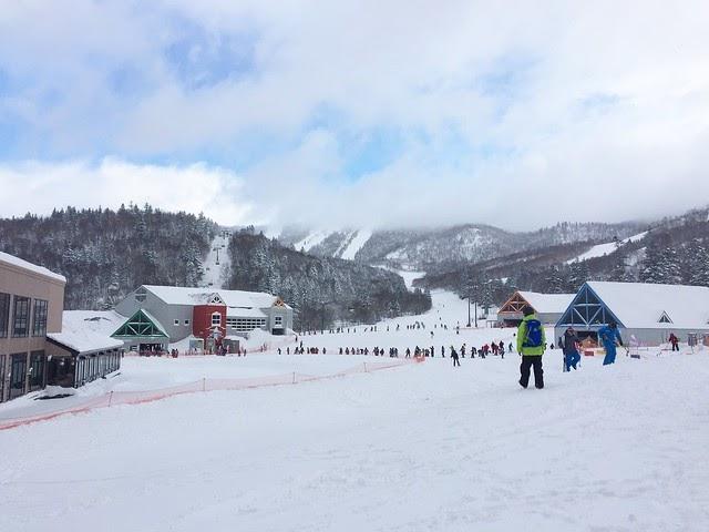 Kiroro Snow World Great Ski Resort Near Otaru In Hokkaido