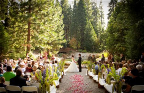 Paradise Springs   Oakhurst CA   Rustic Wedding Guide