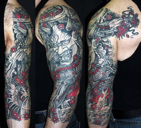 top japanese tattoos men improb