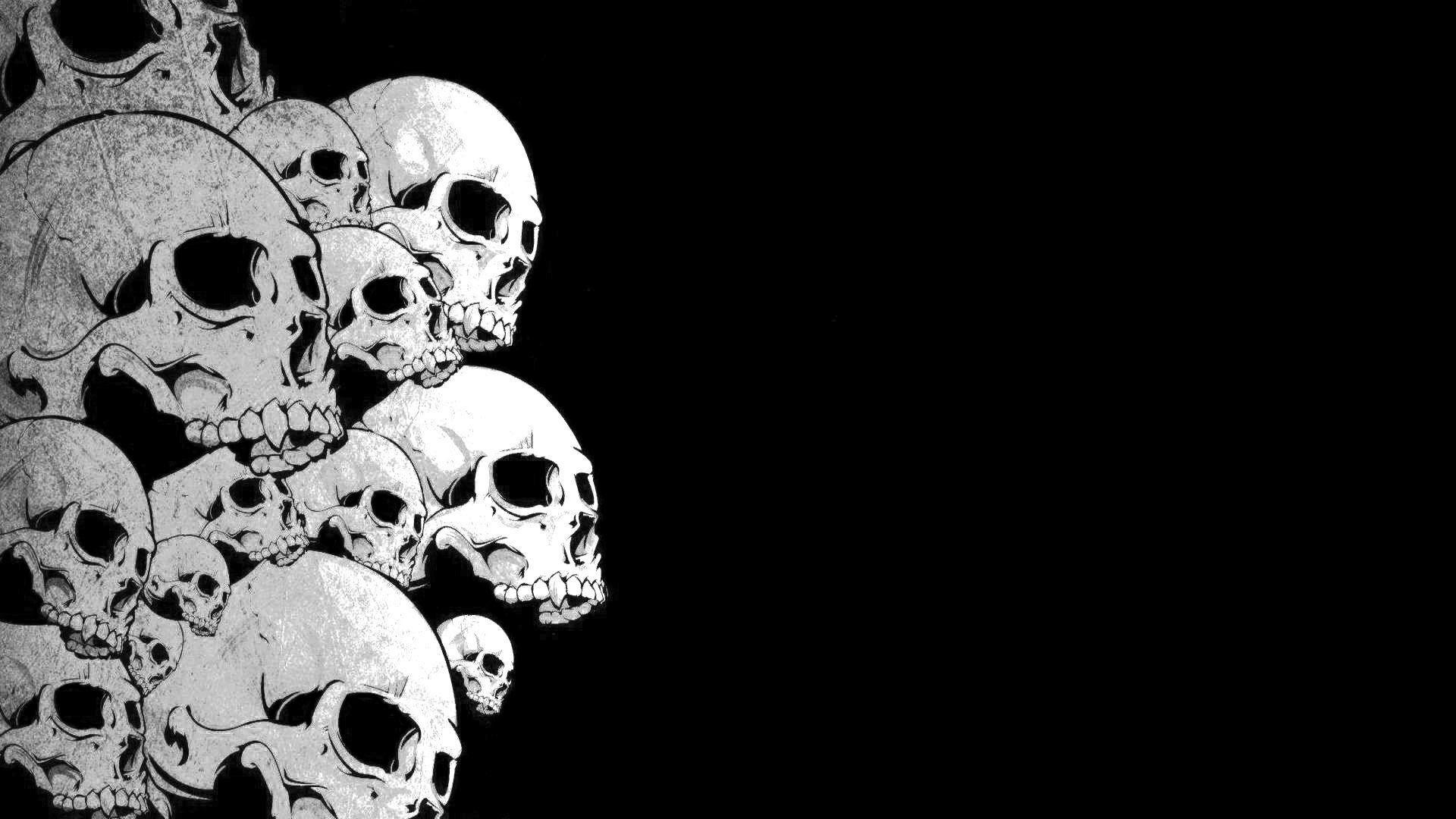 Skull Wallpaper 65 Images
