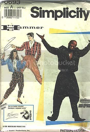 Make your own Hammer pants!