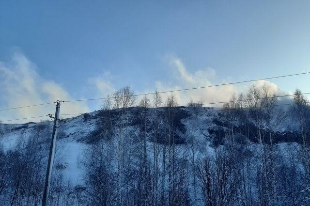 Замгубернатора рассказал о ходе рекультивации отвала шахты №12 в Киселёвске