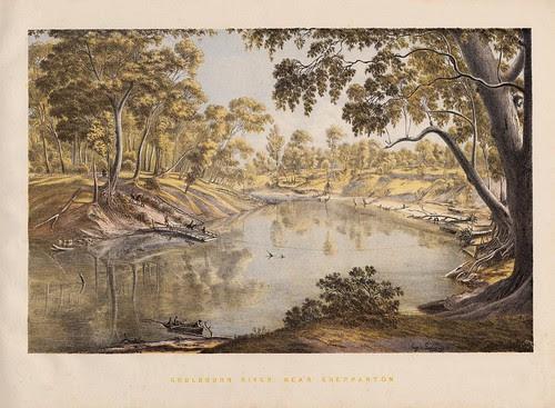Goulburn River, near Shepparton