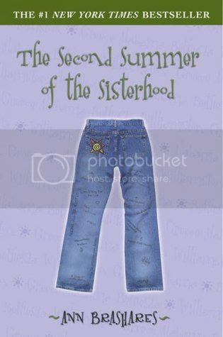 https://www.goodreads.com/book/show/5454.The_Second_Summer_of_the_Sisterhood