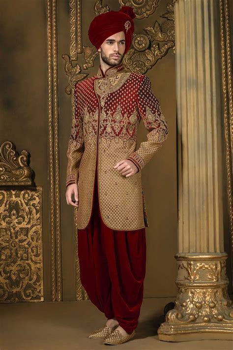 559 best Men Wedding Dress images on Pinterest   Indian