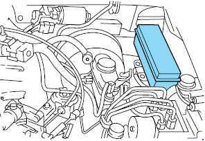 05 10 Ford Explorer Fuse Box Diagram
