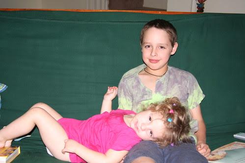 Chloe and Jasper