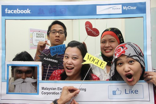 MYC Year End Party 2012