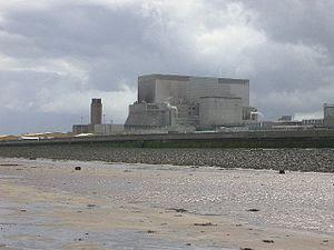 Hinkley Point 'B' power station