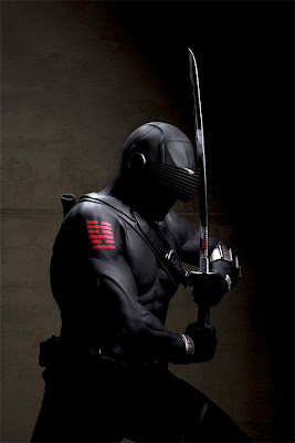 G.I. Joe - Ray Park as Snake Eyes