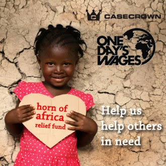 One Day's Wage Relief Fundraiser