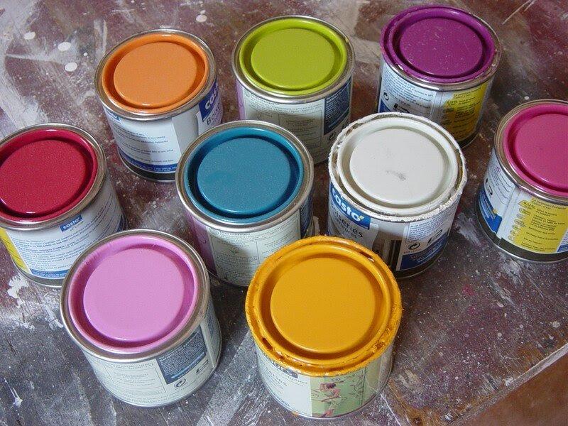Petit Pot De Peinture Petit Pot De Peinture Bonbon En Forme D 39